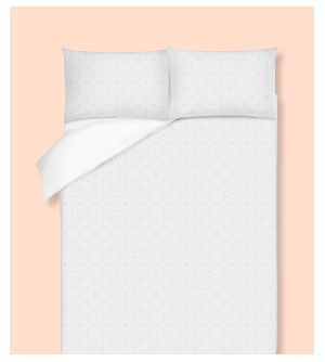 As much as we love summer, the hot weather can make it impossible to sleep. Life & Style will help you swap your heavy duvet covers for lighter bedding to beat the hot and balmy nights.