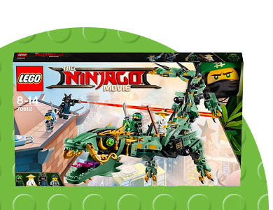 Shop LEGO Ninjago Movie playset