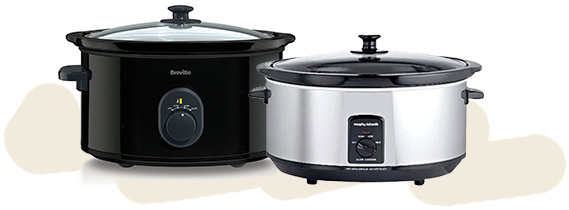 Pop in the ingredients and let the slow cooker do all the work