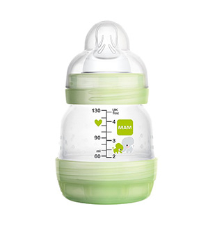 This MAM East Start bottle is the ideal choice for an easy switch between breast and bottle