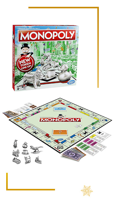 Shop Monopoly board game