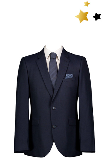Discover our smart range of suits