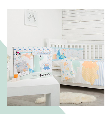 Give your little one's room a cosy and stylish feel by choosing a colour scheme