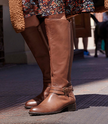 Tired of soggy socks and wet feet? Life & Style have rainy day footwear styles that will help keep your toes toasty and dry this season.