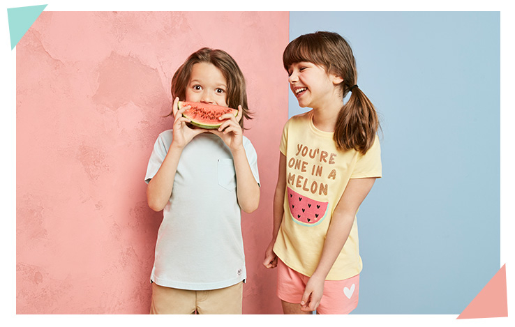 School's out for summer! Life & Style share cool and quirky kid's clothes your littles will need to release all that energy over the holidays.
