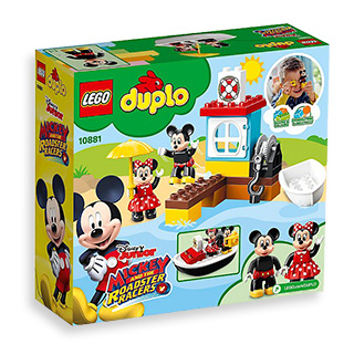 Little Disney fans will love this Mickey Mouse LEGO DUPLO set