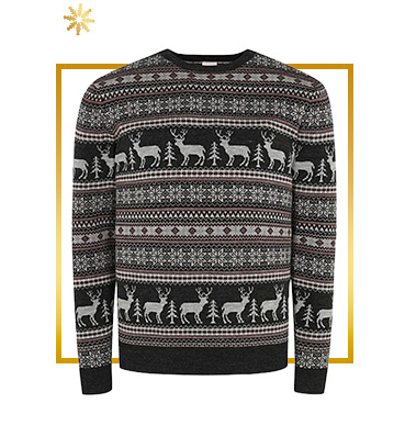 Shop our fun range of Christmas jumpers
