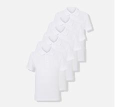 Shop boys' school polo shirts