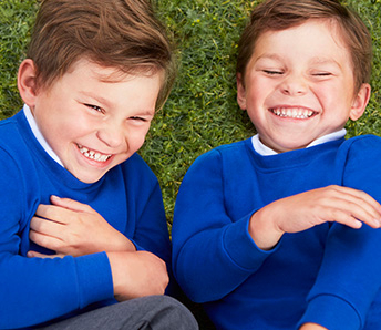 Keep little feet fresh all-day long with our range of boys' school shoes