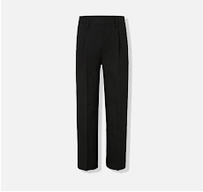 Ensure they're smartest in the class with our range of boys' trousers