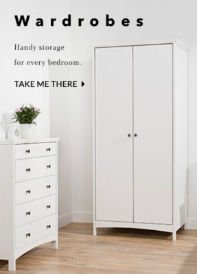 Find a great range of wardrobes at George.com