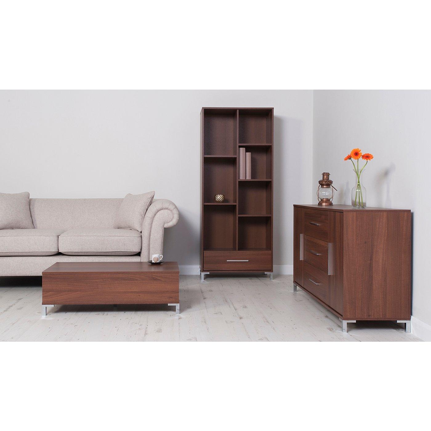Kaitlin Living Room Furniture Range - Walnut Effect | View All ...