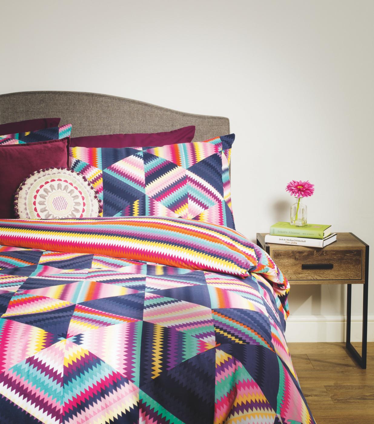 Kaleidoscope Bedroom Range Duvet Covers