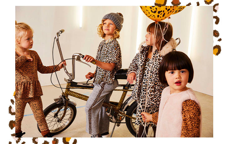 Summer is a time for fun, so we've made our kids' clothes more fun than ever
