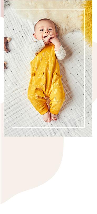 Warm yellow-orange colours