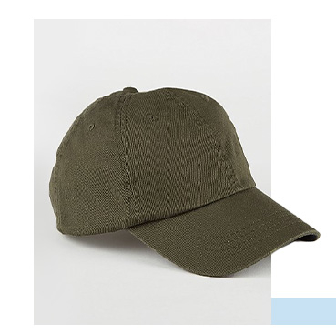 This go-with-everything khaki cap is made from pure-cotton and features an adjustable strap