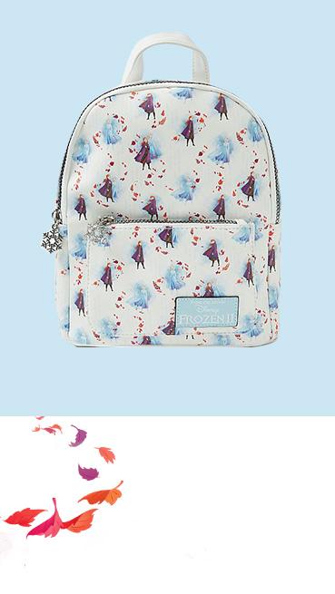 Product image of Disney Frozen glitter strap rucksack