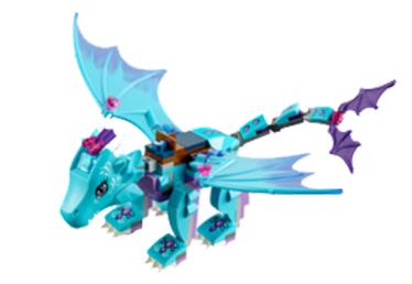 A Lego Dragon set.
