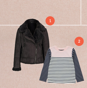 Discover what's new in girls' clothing