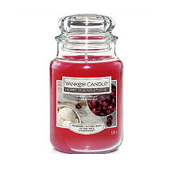 Large Yankee Candle - Cherry Vanilla