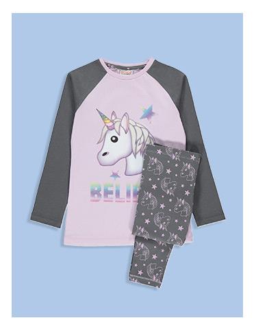 Emoji® Unicorn Pyjamas