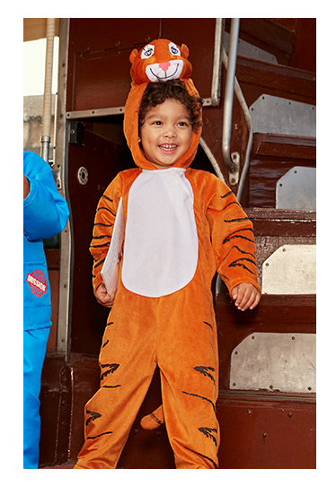 Tiger Fancy Dress Costume