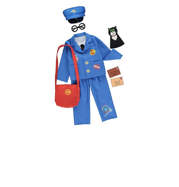 Shop our Postman Pat fancy dress costume