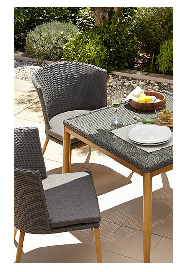 Capri 5 Piece Patio Set