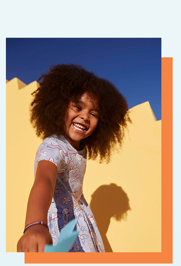 Update their spring wardrobe with kids' dresses