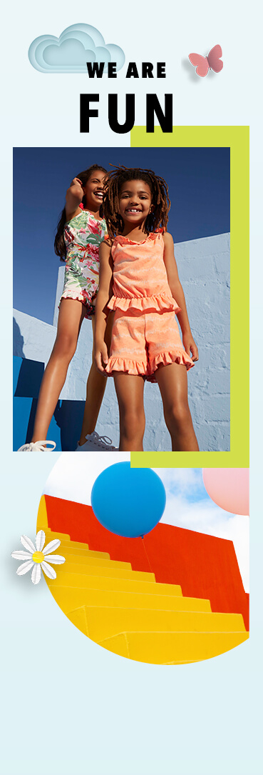 Hello sunshine! These colourful co-ords are perfect for days spent in the sun