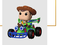 POP Ride Woody toy