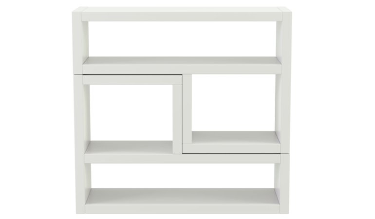 George Home Leighton Living Room Furniture Range - White
