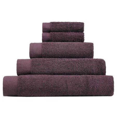 Cotton Towel Range - Mauve