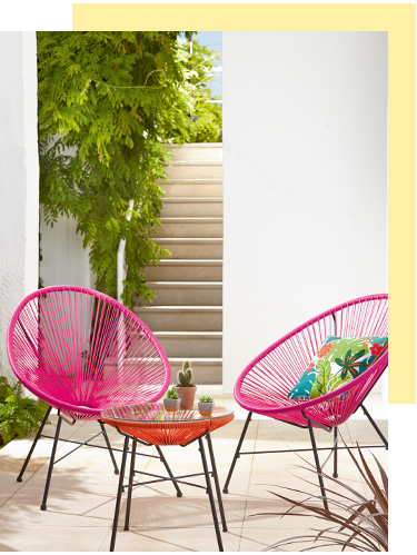 Keep the conversation going this spring with our range of outdoor sofa sets at George.com