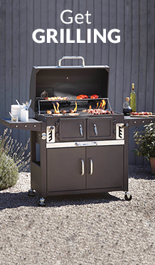 Get Your Grill On With Our Range Of Gas And Electric Bbqs