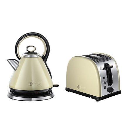 russell hobbs legacy kettle toaster range cream kettles toasters george at asda. Black Bedroom Furniture Sets. Home Design Ideas