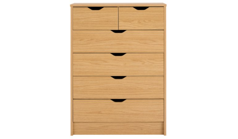 Rupert Kids Furniture Range - Oak Effect