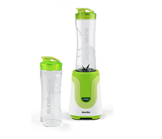 Breville Blend-Active blender and sports bottle