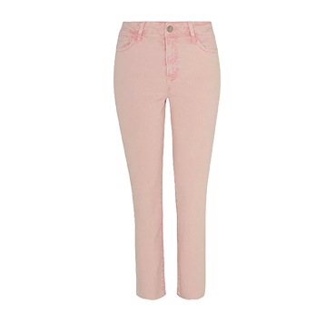 Flattering and easy to wear, these pink jeans are an effortless way to make outfits pop