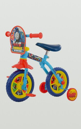 A Thomas & Friends 2 in 1 training bike