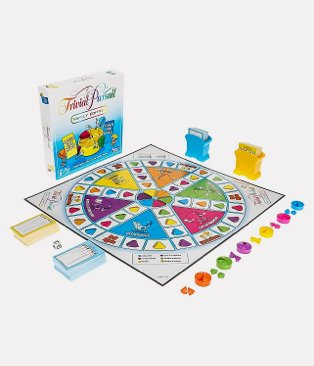 Trivial Pursuit Family Edition Game.
