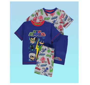 Kit them out with fun pyjamas
