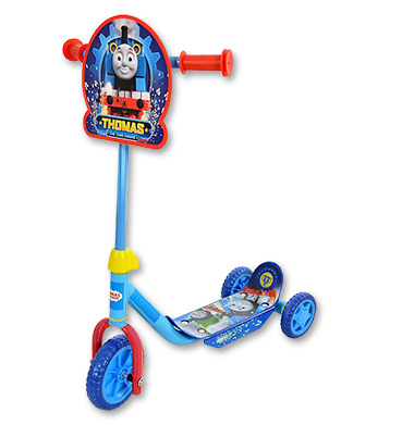 There's so much fun to be had with our Thomas the Tank Engine scooter!