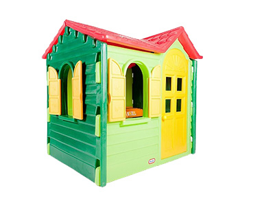 Keep them entertained with a fun playhouse