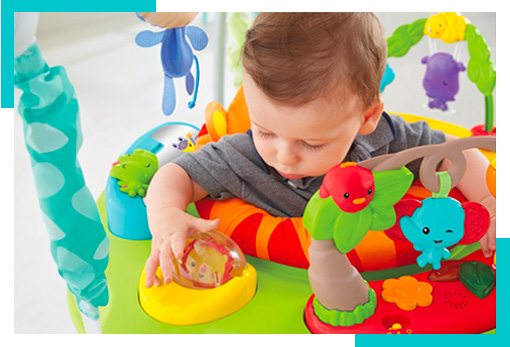 If you're looking for unique and creative ways to keep your baby entertained this Easter, Life & Style share a few ideas to make it a fun day.