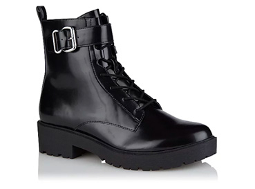 Product image of chunky black boot