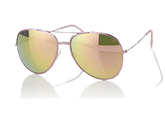 Finish your look off with a pair of aviator sunglasses
