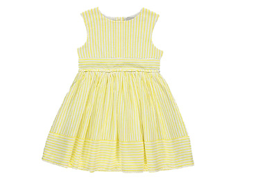 Get them set for the sunshine in a yellow sundress