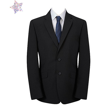 Look sharp with a timeless suit jacket