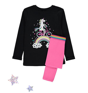 Count down to Christmas with our fun PJ sets